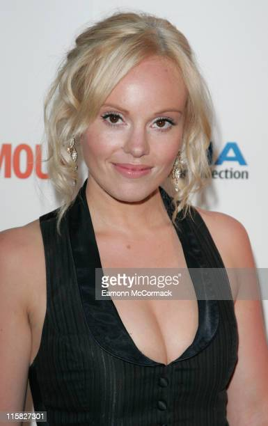 Michelle Dewberry during 4th Annual Glamour Women Of The Year Awards at Berkeley Square Gardens in London Great Britain
