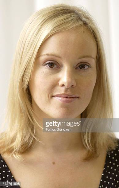 Michelle Dewberry during The Apprentice Finalists – Photocall at Taylor Herring in London Great Britain