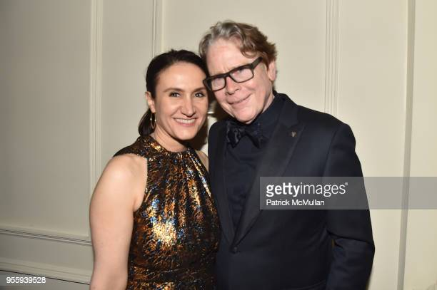 Michelle Dizard and Stephen Dizard attend the Ballet Hispanico 2018 Carnaval Gala at The Plaza Hotel on May 7 2018 in New York City