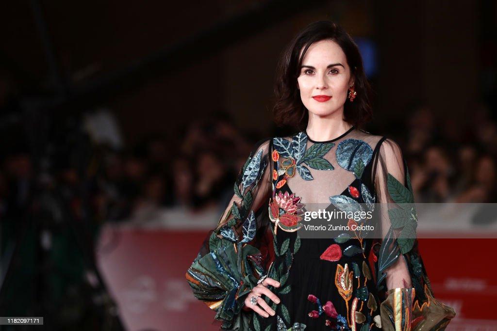 """Downton Abbey"" Red Carpet - 14th Rome Film Fest 2019 : Nieuwsfoto's"