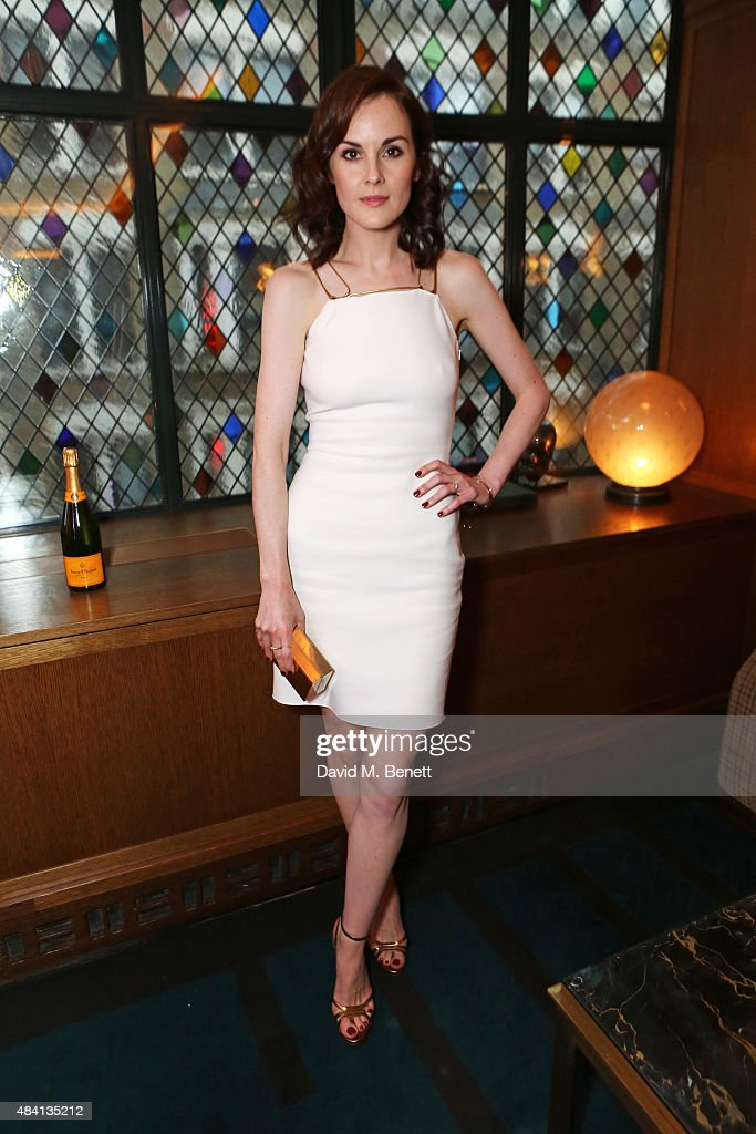 The Downton Abbey Wrap Party At The Ivy, London : News Photo