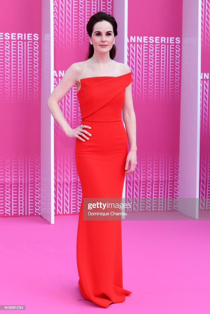 """""""The Truth About The Harry Quebert Affair"""" Pink Carpet Arrivals - The 1st Cannes International Series Festival"""