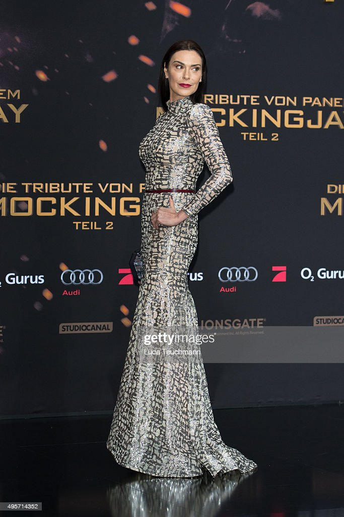 The Hunger Games: Mockingjay - Part 2\' World Premiere In Berlin ...