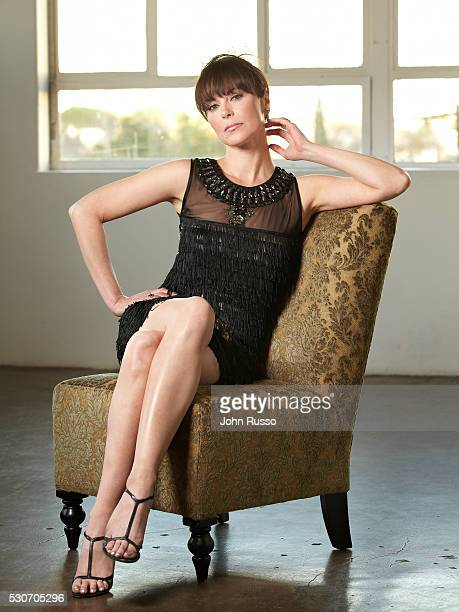 Michelle Forbes Stock Photos And Pictures Getty Images