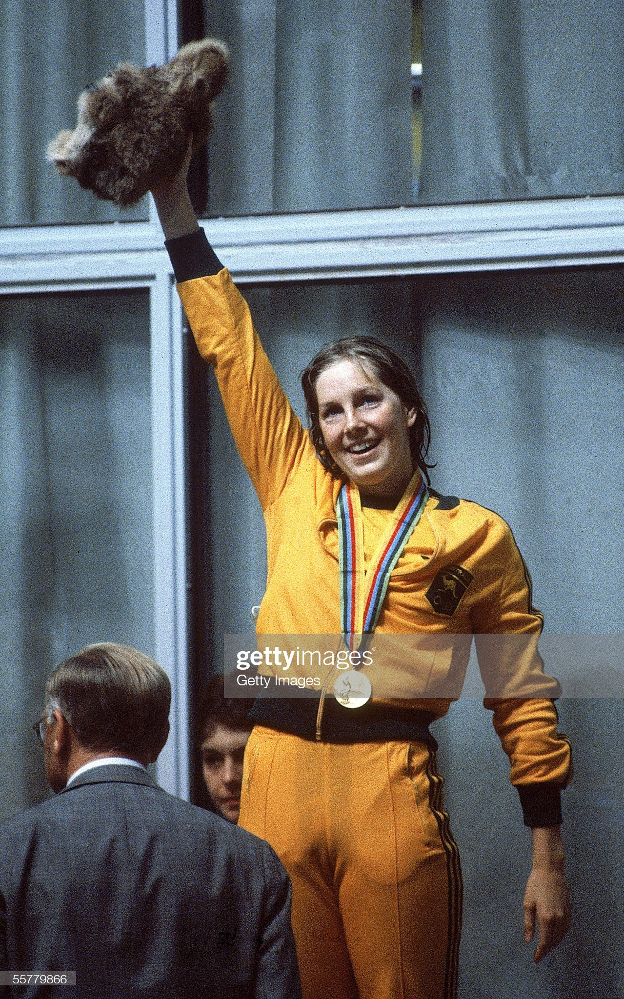 1980 Olympic Games - Women's 800m Freestyle : Fotografía de noticias