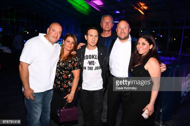 Michelle Francesca attends the Willie DeMeo 'Gotti' Release Party at Mount Airy Casino Resort on June 16 2018 in Mount Pocono Pennsylvania