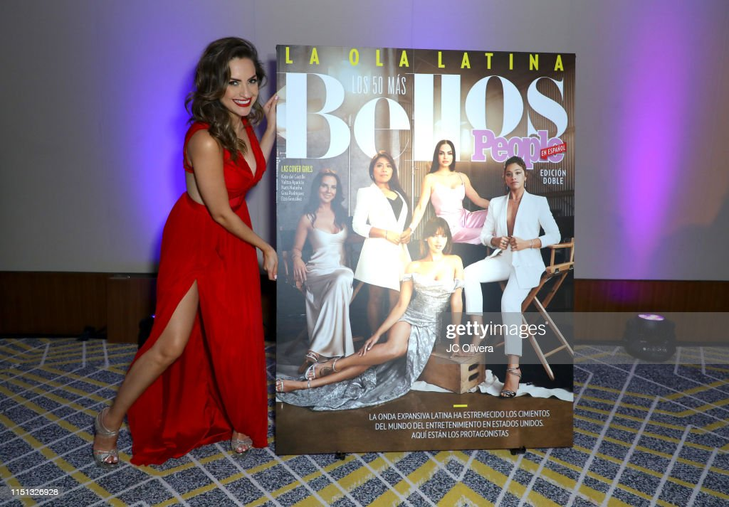 "CA: People En Espanol's ""Los 50 Más Bellos"" Celebration - Inside"