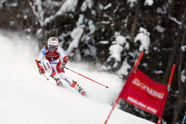 SVN: Audi FIS Alpine Ski World Cup - Women's Giant Slalom