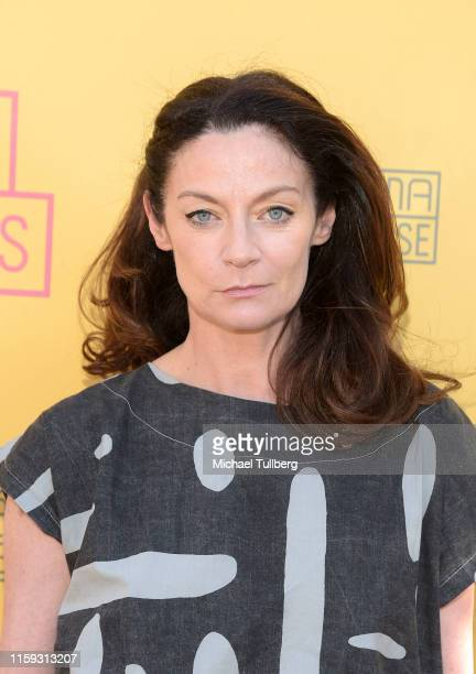 Michelle Gomez attends the opening night performance of Good Boys at Pasadena Playhouse on June 30 2019 in Pasadena California
