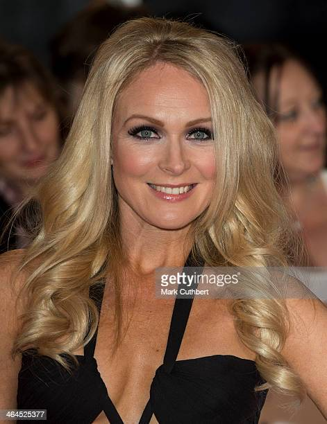 Michelle Hardwick attends the National Television Awards at 02 Arena on January 22 2014 in London England