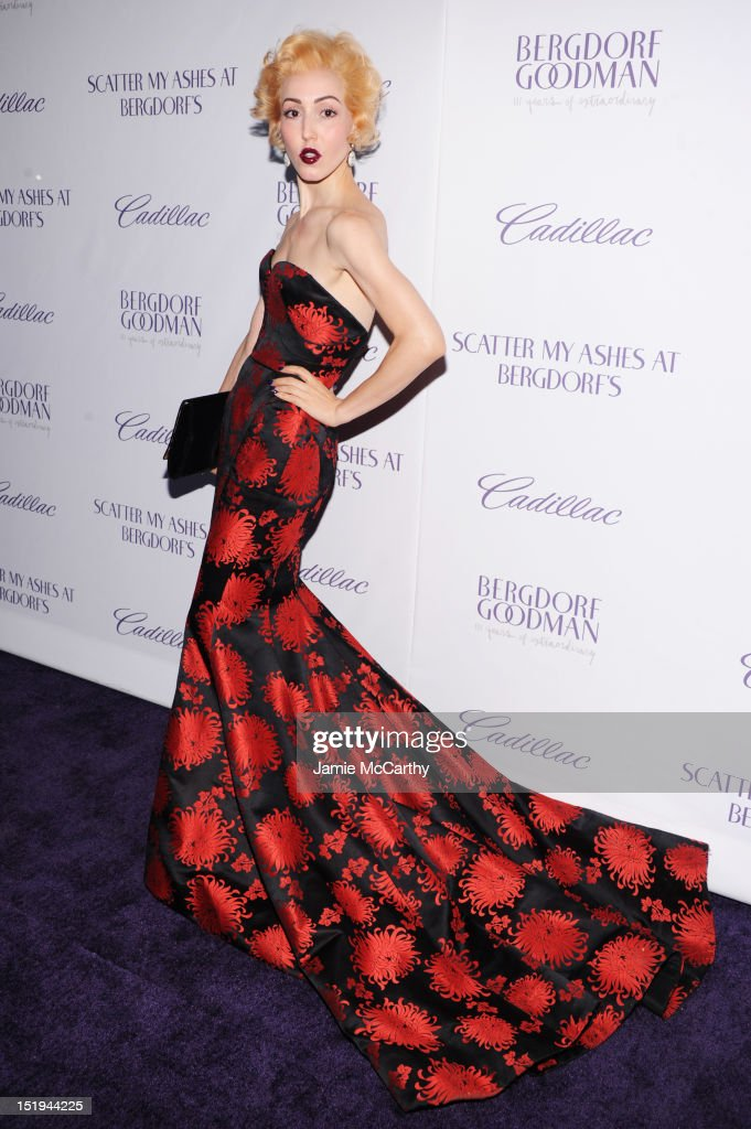 """Bergdorf Goodman Celebrates It's 111th Anniversary With A Special Screening Of """"Scatter My Ashes At Bergdorfs"""""""