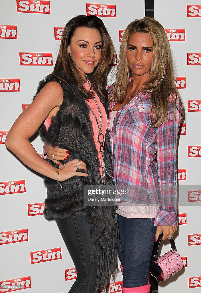 The Sun Sponsor The X Factor Live Tour - Arrivals