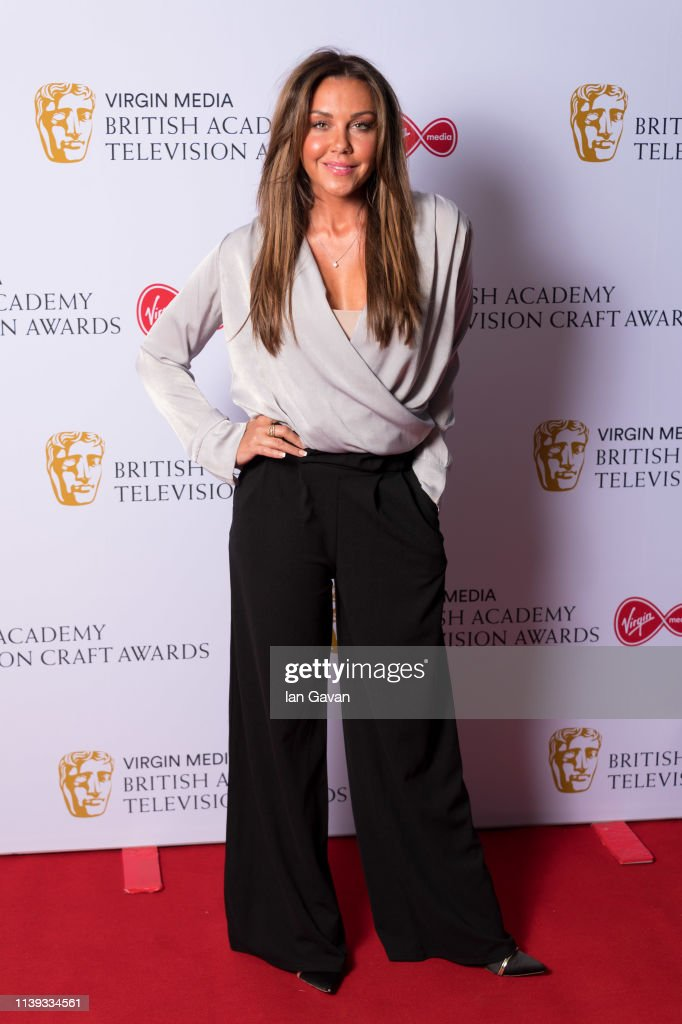 "GBR: ""British Academy Television And Craft Awards"" Nominees Party - Arrivals"