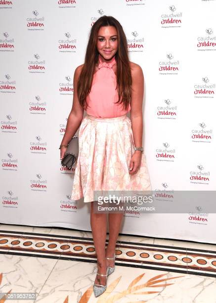 Michelle Heaton attends the Caudwell Children London Ladies Lunch held at The Dorchester on October 12 2018 in London England