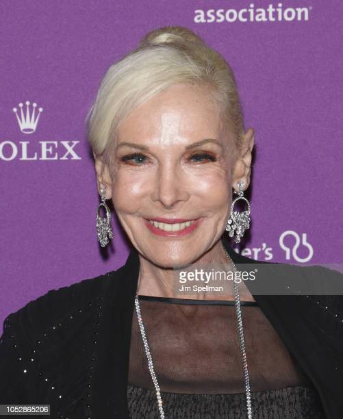 Michelle Herbert attends the 35th Annual Alzheimer's Association Rita Hayworth Gala at Cipriani 42nd Street on October 23 2018 in New York City
