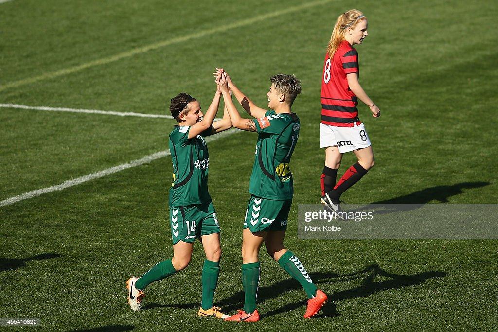 W-League Rd 1 - Western Sydney v Canberra