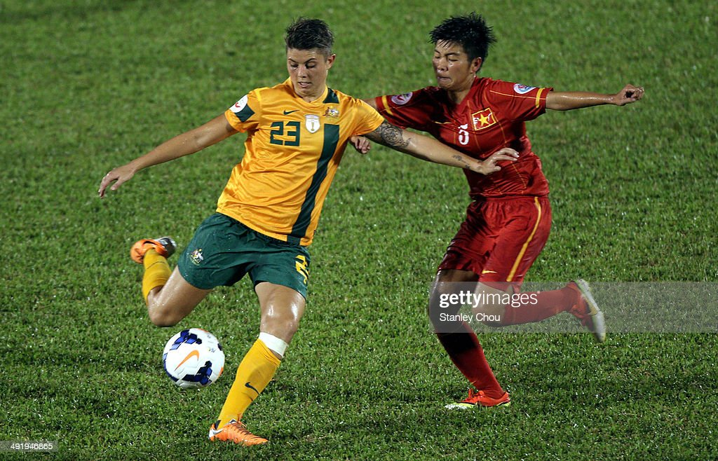 AFC Women's Asian Cup : News Photo