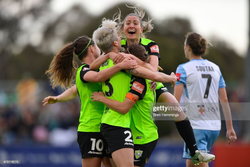 W-League Rd 3 - Canberra v Sydney
