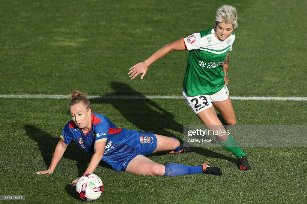 W-League Rd 4 - Newcastle v Canberra