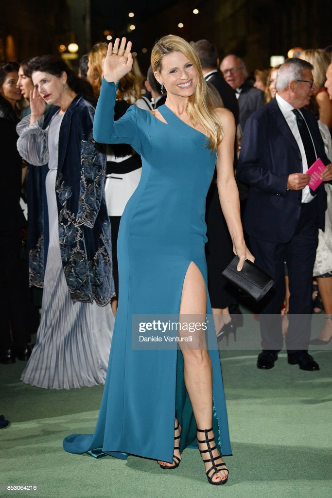 The Green Carpet Fashion Awards Italia 2017