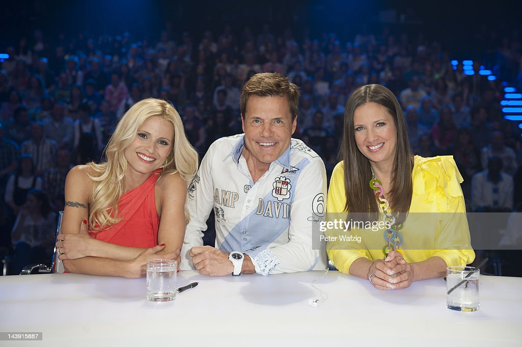 DSDS Kids - Jury Photocall : News Photo