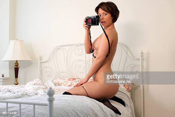Michelle in bedroom