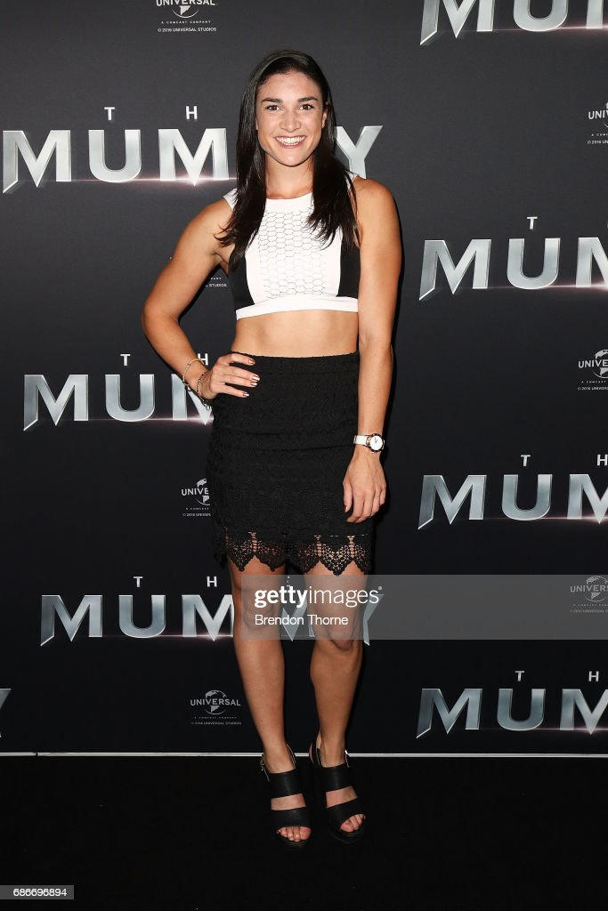 The Mummy Australian Premiere - Arrivals