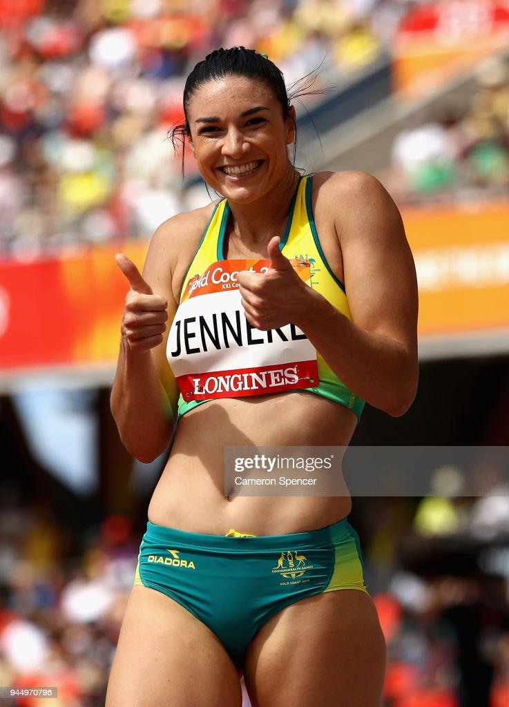 Athletics - Commonwealth Games Day 8