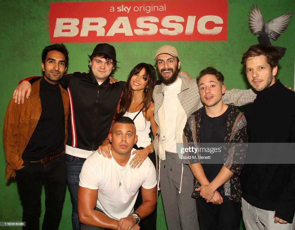 Manchester Screening Of Sky Original, 'Brassic' At The Manchester Printworks Vue : News Photo
