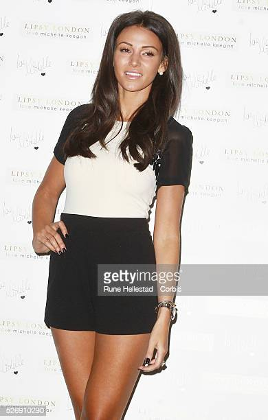 4da8fac5c682 Michelle Keegan attends a photo call for her new clothing range Lipsy at  the ME Hotel