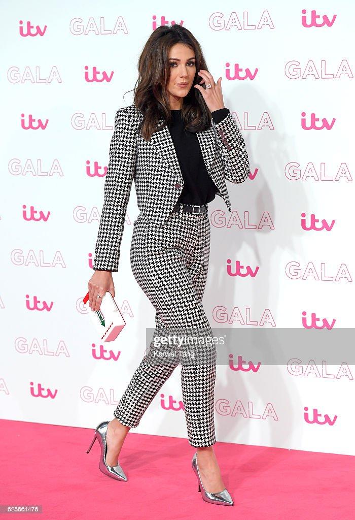 Michelle Keegan attends the ITV Gala at London Palladium on November 24, 2016 in London, England.