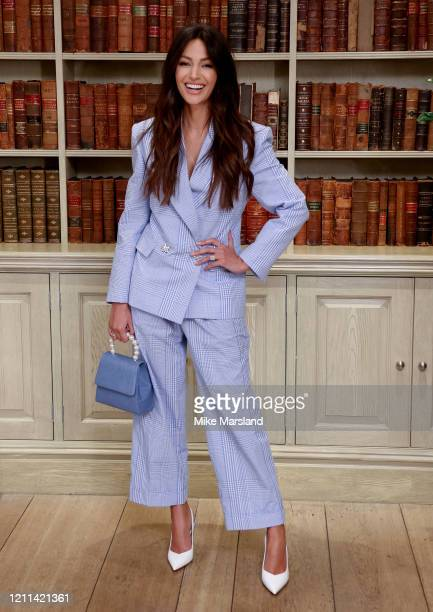Michelle Keegan attends the Our Girl Screening at Soho Hotel on March 09 2020 in London England