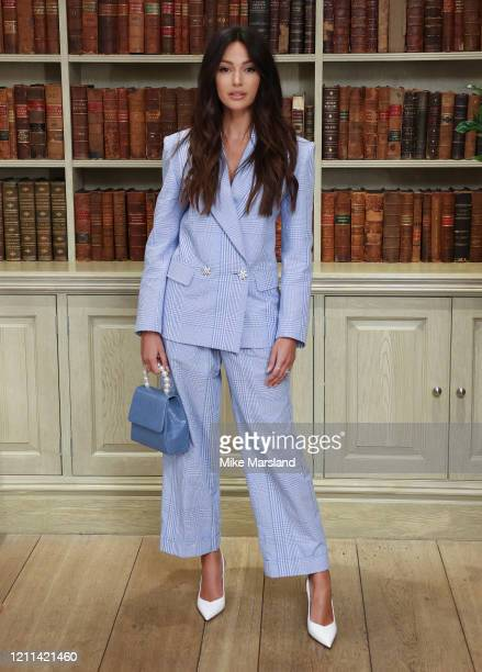 "Michelle Keegan attends the ""Our Girl"" Screening at Soho Hotel on March 09, 2020 in London, England."