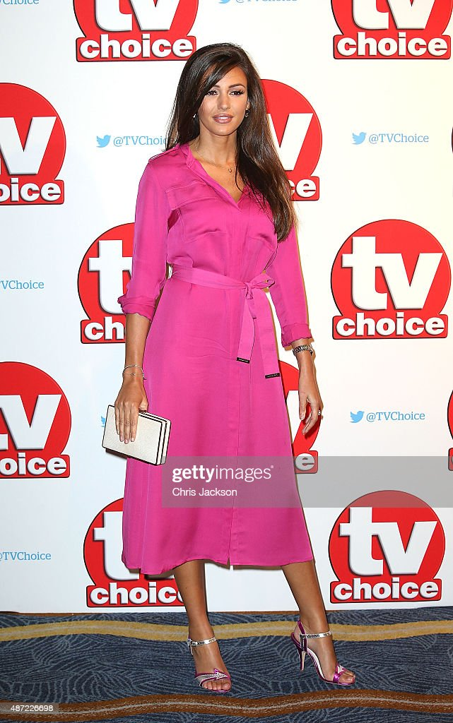 TV Choice Awards - Red Carpet Arrivals : News Photo
