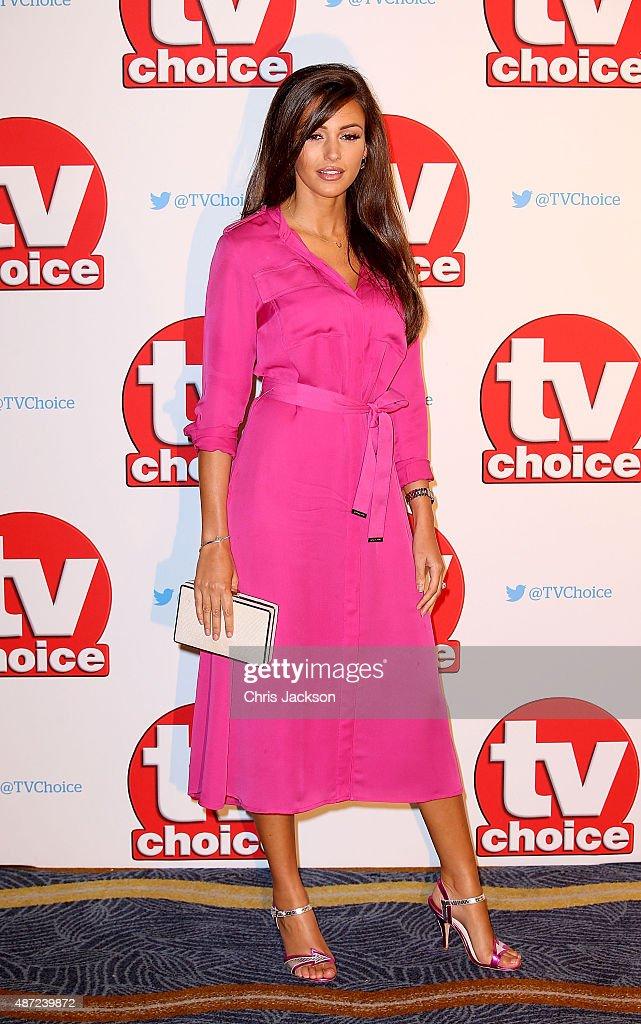 TV Choice Awards - Red Carpet Arrivals : News Photo