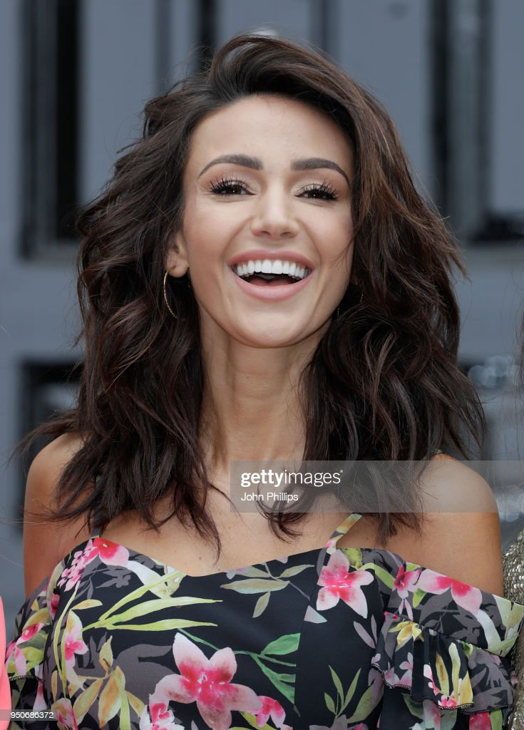 Michelle Keegan Catwalk Show for Very.co.uk - Photocall
