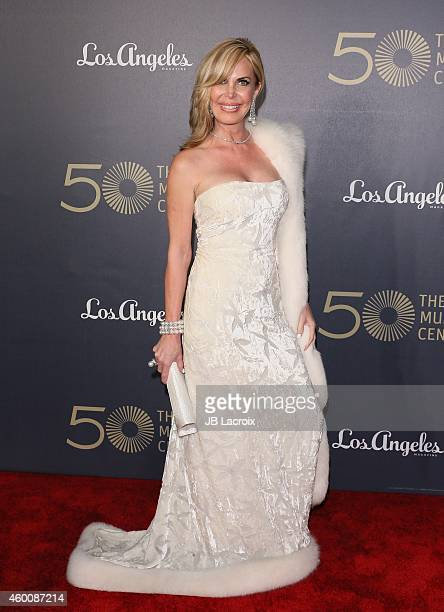 Michelle King Robson attends The Music Center's 50th Anniversary Spectacular at The Music Center on December 6 2014 in Los Angeles California