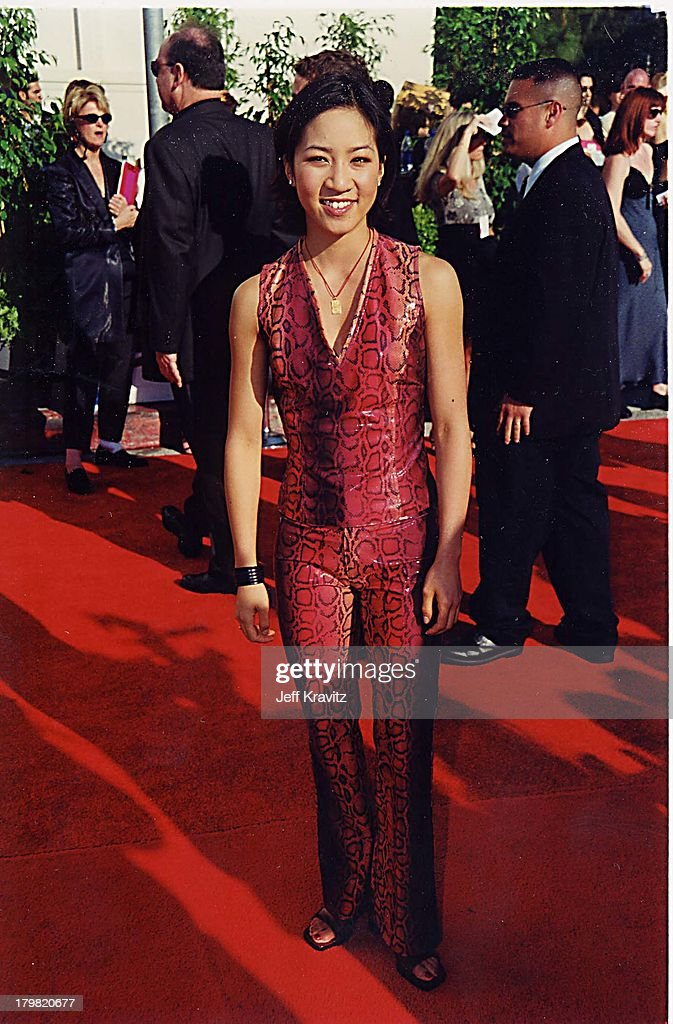Michelle Kwan during 2000 Blockbuster Awards at Shrine Auditorium in Los Angeles, California, United States.