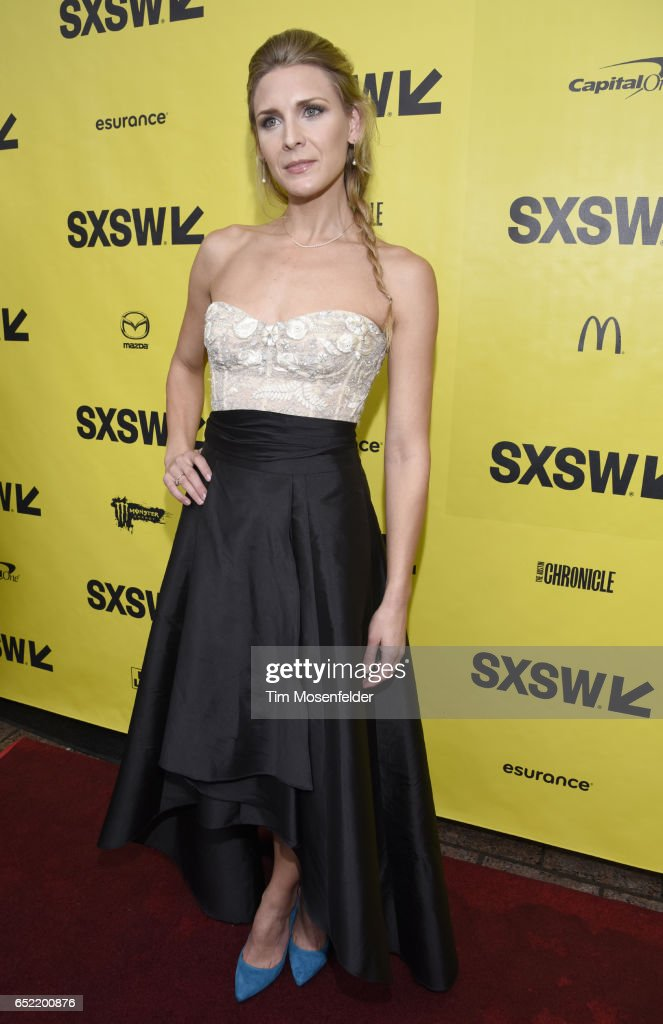 Michelle Lang attends the Film premiere of 'Small Town Crime' during 2017 SXSW Conference and Festivals at the Paramount Theater on March 11, 2017 in Austin, Texas.