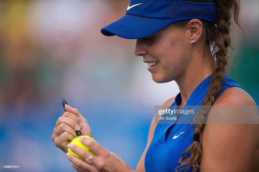 WTA Aegon Open Nottingham - Day 2