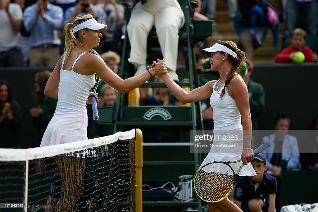 Day Three: The Championships - Wimbledon 2013