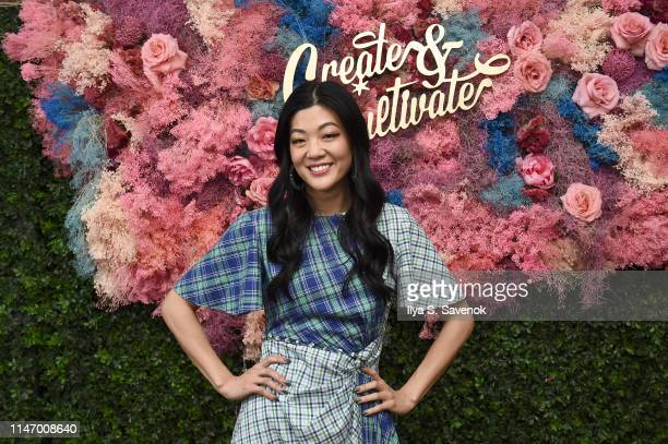 Michelle Lee attends Create Cultivate New York presented by Mastercard at Industry City on May 04 2019 in Brooklyn New York