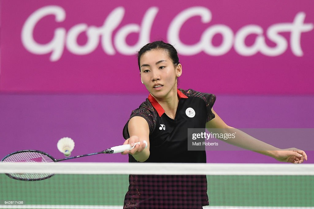 Badminton - Commonwealth Games Day 2 : Photo d'actualité