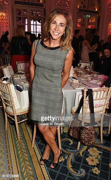 Michelle Lineker attends the Future Dreams 'United For Her' Ladies Lunch 2016 at The Savoy Hotel on October 10 2016 in London England