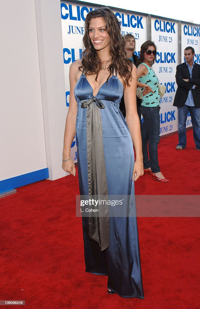 Click Los Angeles Premiere Red Carpet News Photo