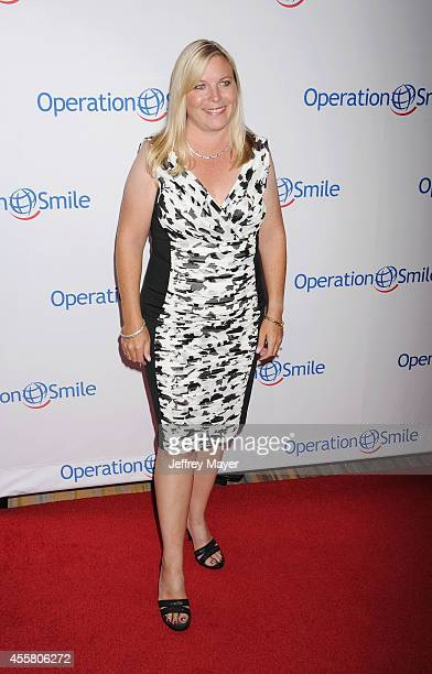 Michelle Lund attends the 2014 Operation Smile Gala at the Beverly Wilshire Four Seasons Hotel on September 19, 2014 in Beverly Hills, California.