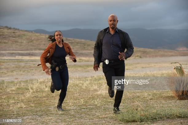 Michelle Mitchenor and Damon Wayans in the Coyote Ugly episode of LETHAL WEAPON airing Tuesday Feb 5 on FOX