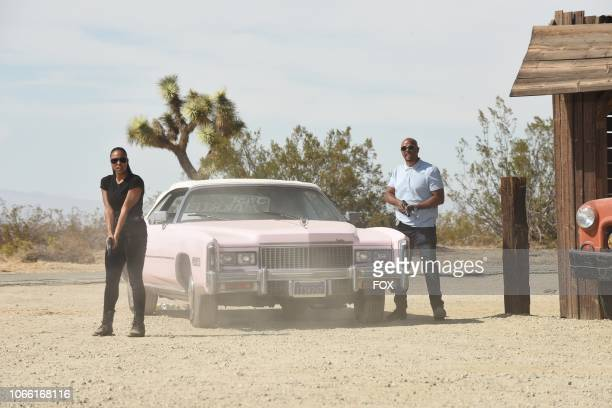 Michelle Mitchenor and Damon Wayans in the Panama episode of LETHAL WEAPON airing Tuesday Nov 6 on FOX