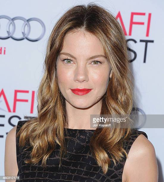 Michelle Monaghan arrives at the AFI FEST 2014 Presented By Audi A Special Tribute To Sophia Loren at Dolby Theatre on November 12 2014 in Hollywood...