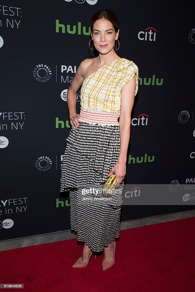 Michelle Monaghan attends PaleyFest New York 2016 to discuss her TV show 'The Path' at The Paley Center for Media on October 9, 2016 in New York City.